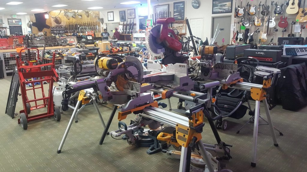 where to buy used tools colorado springs