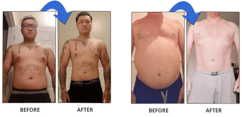 Lean Body Hacks results