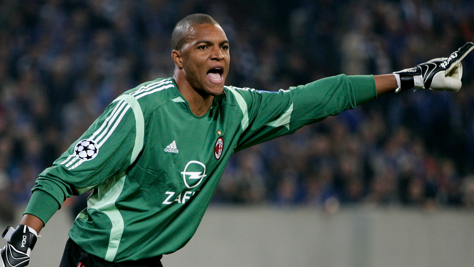 Dida Joins Ac Milan First Team Ac Milan News
