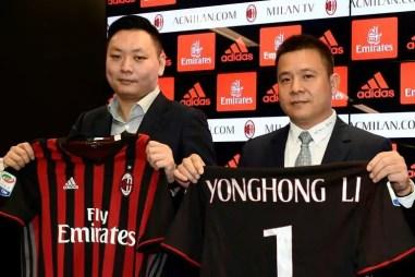 Resultado de imagem para Yonghong milan