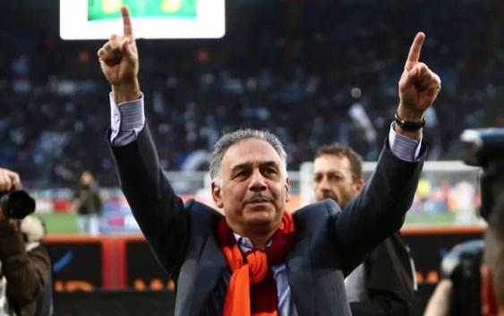 Roma President Attacks Milan Meaningless Mercato They Have No Money Ac Milan News