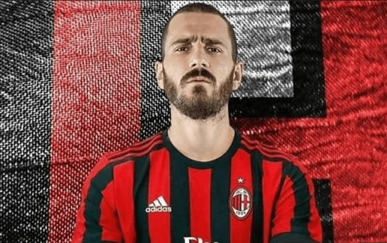 Image result for bonucci ac milan