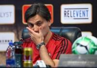 Milan decide Montella's fate despite the result against Roma