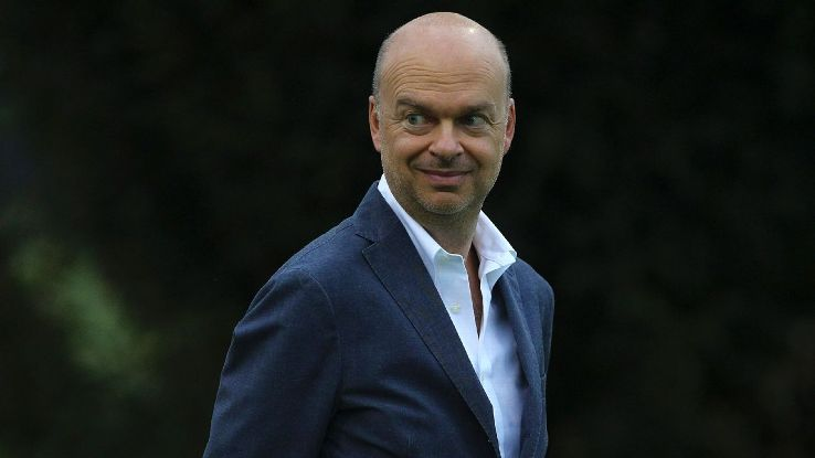 Premium: Fassone in London this morning