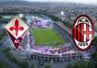 Fiorentina vs AC Milan, official lineups