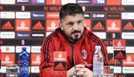 "Gattuso: ""The one thing I changed at Milan. Andre Silva? Big bullshit"""