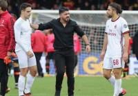 Gattuso stops midfielder sale