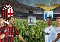 AC Milan vs Lazio, probable lineups