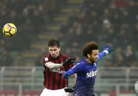 Finished: AC Milan 0-0 Lazio
