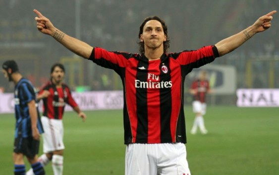 Report Will Ac Milan Sign Ibrahimovic In January Ac Milan News