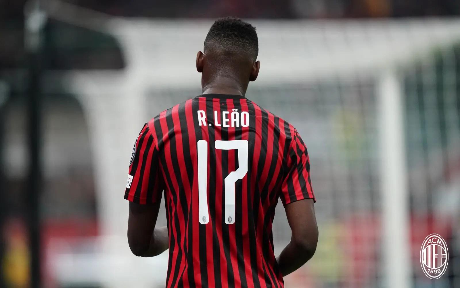 Spanish club comes forward for Rafael Leao | AC Milan News