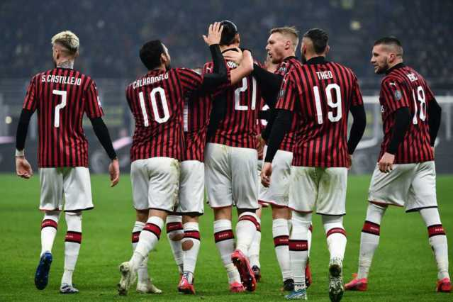 Ac Milan Inform Two Players That They Will Leave Ac Milan News