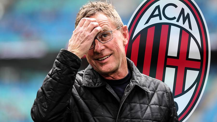 Rangnick has 6-name transfer list | AC Milan News