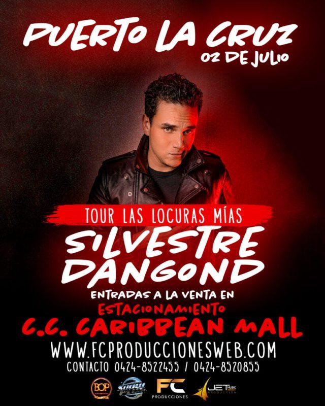 conciertos de Silvestre Dangond en Venezuela