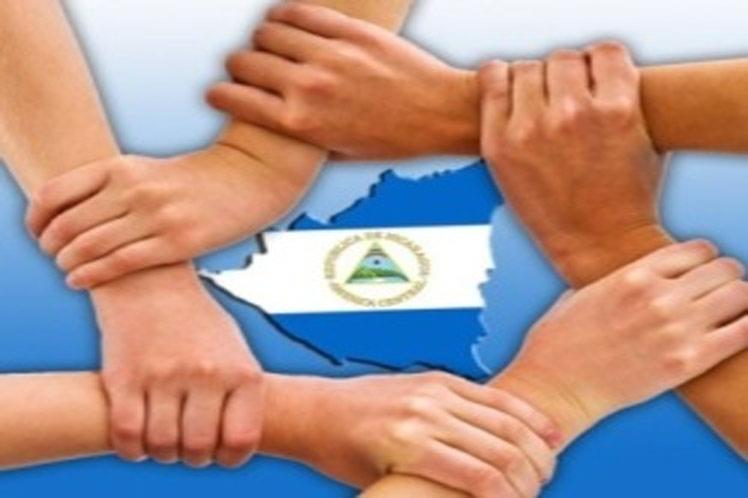 Solidaridad con Nicaragua
