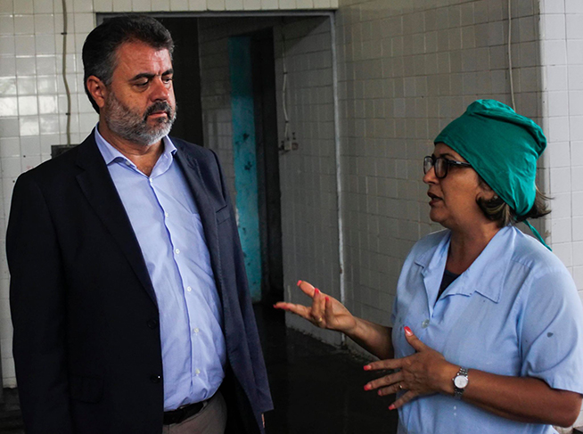 Destaca la FAO defensa del derecho humano a la alimentación en Cuba