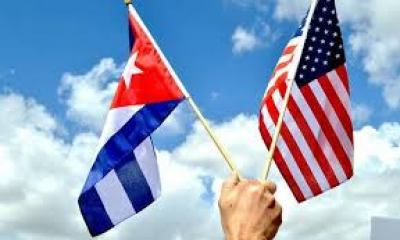 Most Cuban-Americans support policies of rapprochement with Cuba