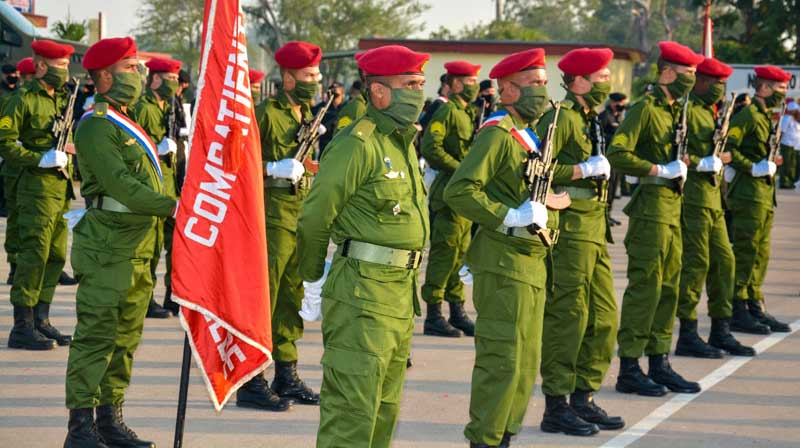 Ejército Oriental. Aniversario 60