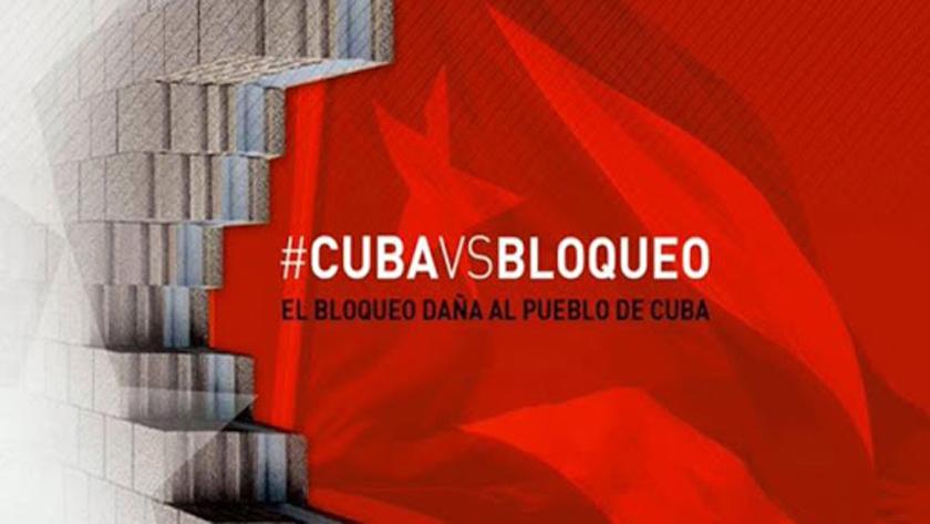 El presidente de Cuba, Miguel Díaz-Canel, ratificó hoy que el bloqueo económico, comercial y financiero impuesto por el gobierno de Estados Unidos es la causa de los mayores problemas en la nación antillana.