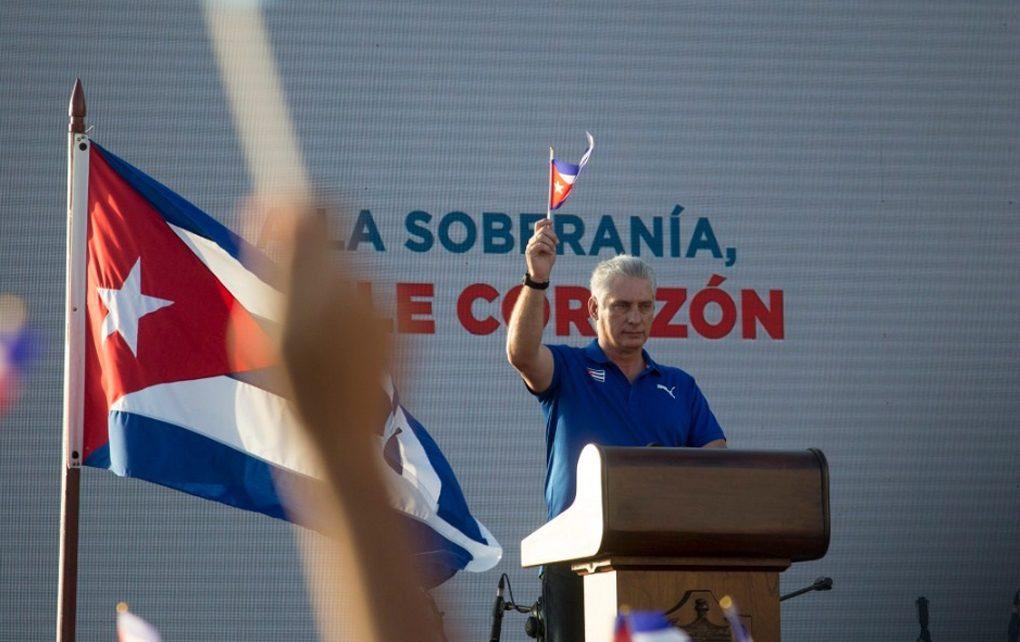 Rechaza Díaz-Canel macabro plan contra Cuba