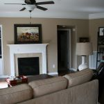 Living Room Light Accent Wall Homedecorations