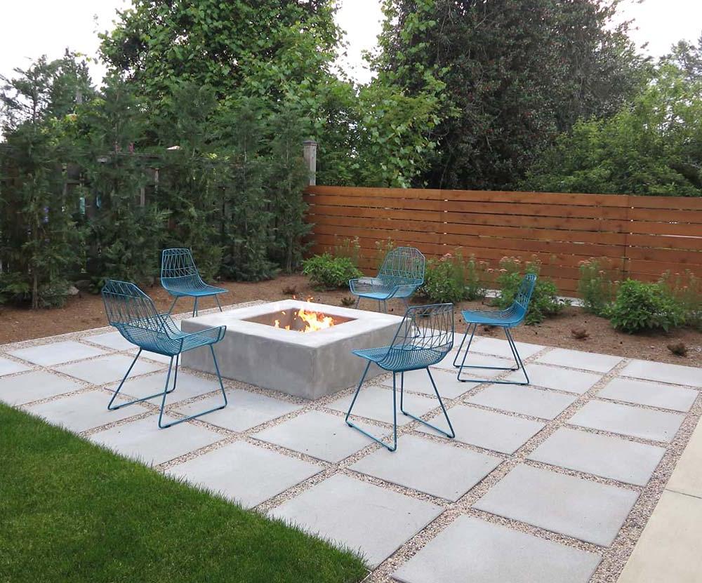adorable outdoor patio flooring ideas