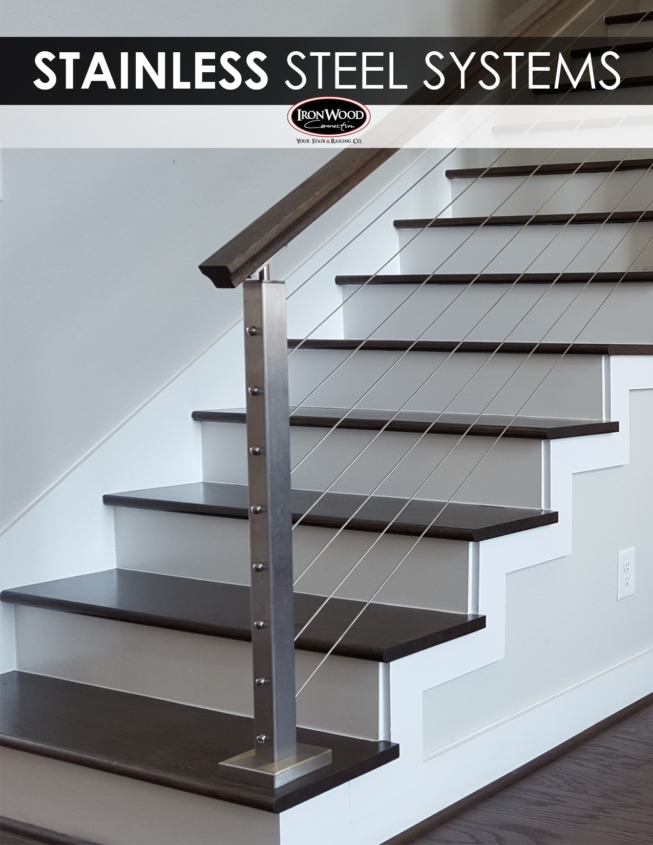 Glass And Steel Staircase Railing Of Modern Handrails Modern Stair | Modern Stainless Steel Staircase Railing | Modular Steel | Hand | Crystal Handrail | Contemporary | Exterior