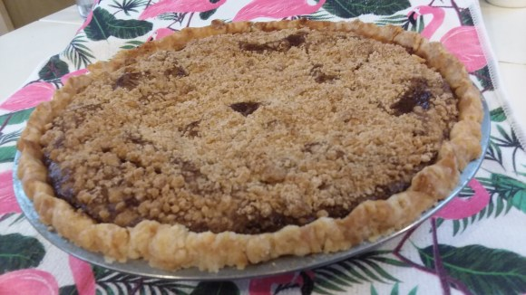 photo of shoo fly pie