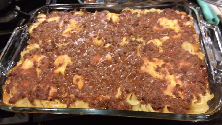 Pennsylvania Duth yumasetta casserole photo
