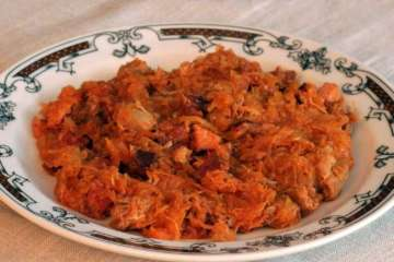 Polish bigos photo