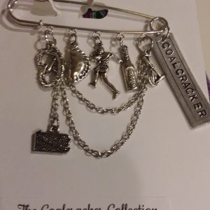 Coalcracker memories kilt pin photo