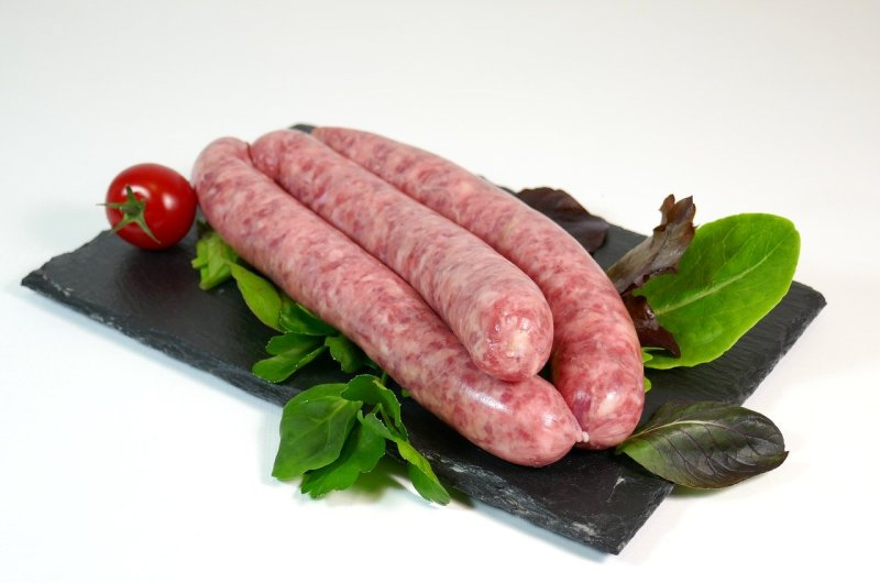 Homemade Fresh Pork Sausage