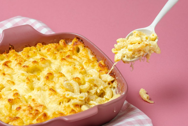 easy baked macaroni and cheese