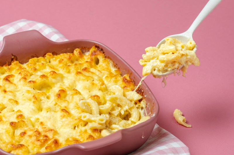 Peg's Baked Macaroni and Cheese