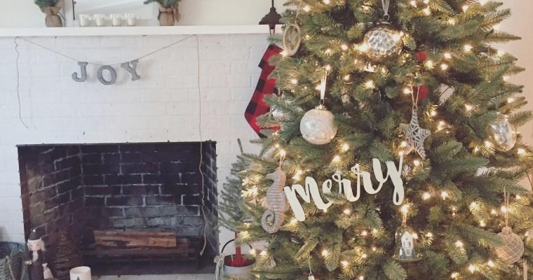 Walmart Birchwood Fir Christmas Tree Review