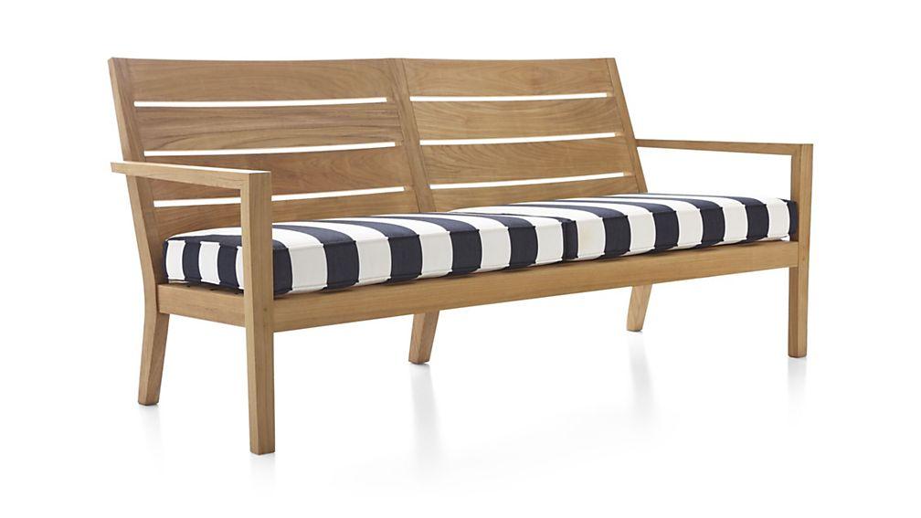 Patio Furniture Inspiration From Crate U0026 Barrel