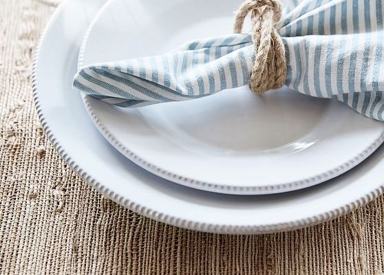 Beachy & Natural Table Runners