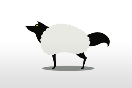 Being Real and Transparent as a Blogger: Beware of the Wolf in Sheep's Clothing
