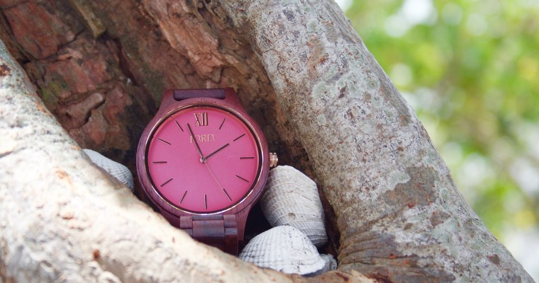 Purchasing a Unique & Special Watch for Him or Her from JORD Watches This Spring
