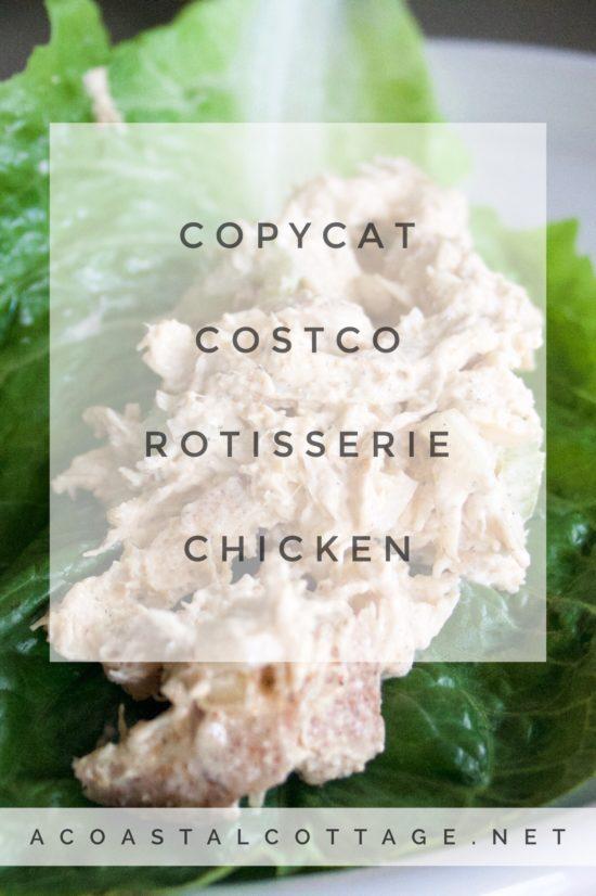 Copycat Costco Rotisserie Chicken