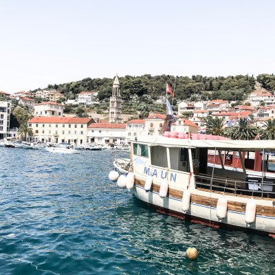 The Beauty of the Croatian Island- Hvar