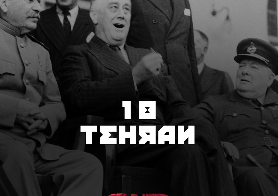 #18 – Tehran