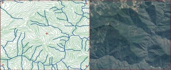 Google Earth y ArcGIS