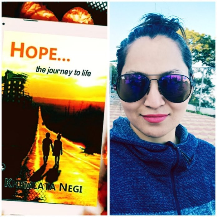 hope journey life author khemlata negi interview