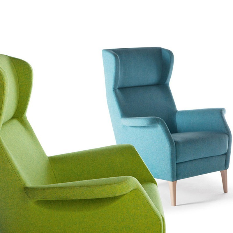 Fauteuil Bergre Glam