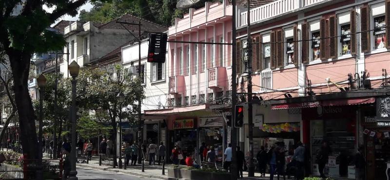 comércio. Petrópolis. AeP