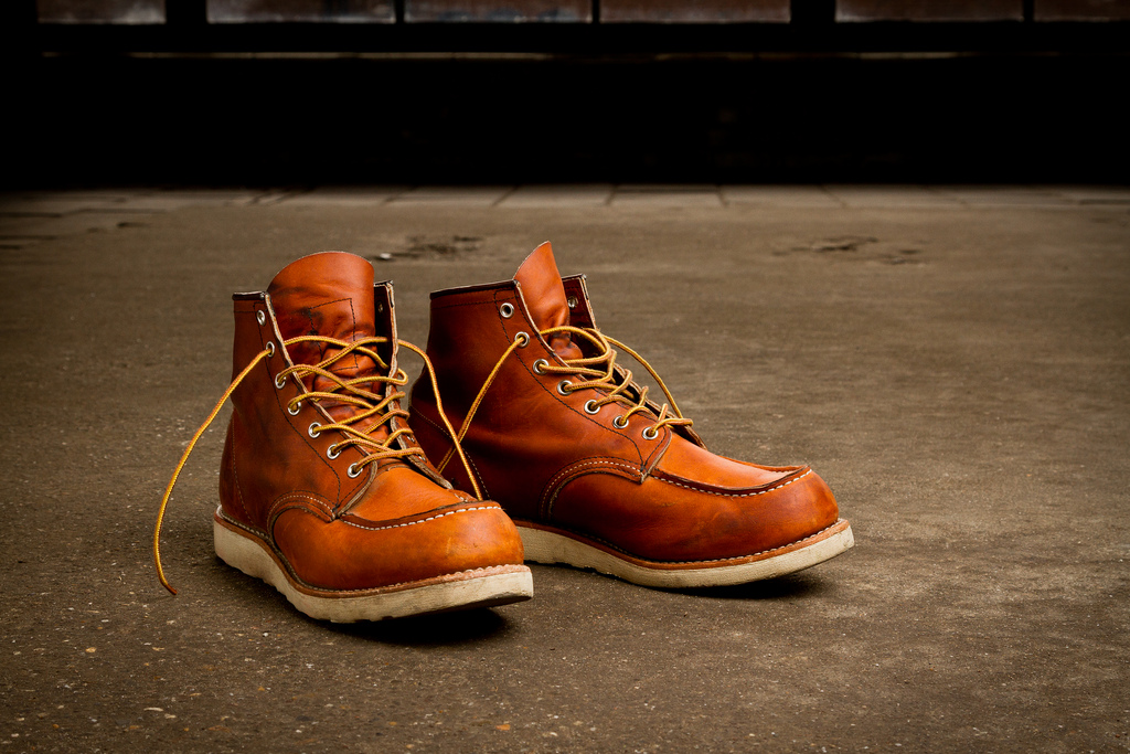 Meet The New Red Wing Heritage 875 Amp 877 A Continuous Lean