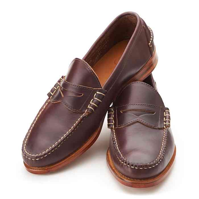 643e491ea64 A True American Craft: Handsewn Shoes.   A Continuous Lean.