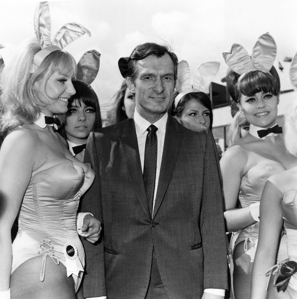 Image result for hugh hefner young