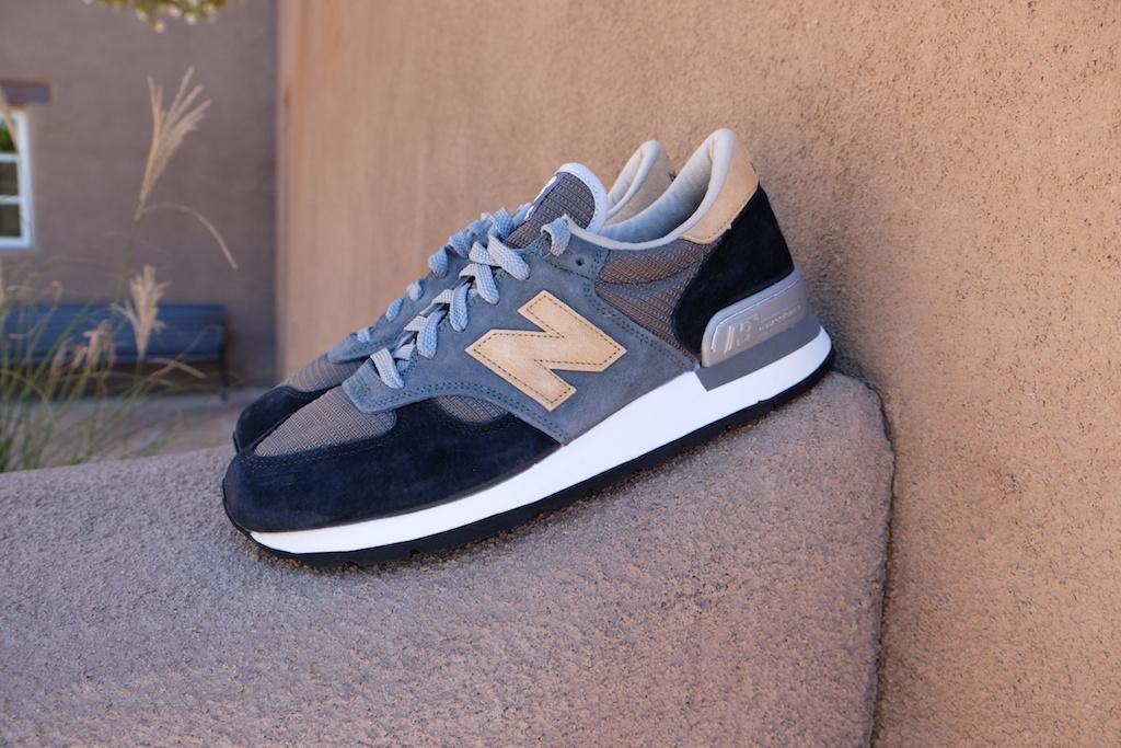 custom new balance 990